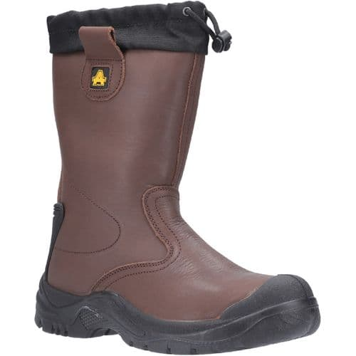 Amblers Safety FS245 Riggers Safety Brown